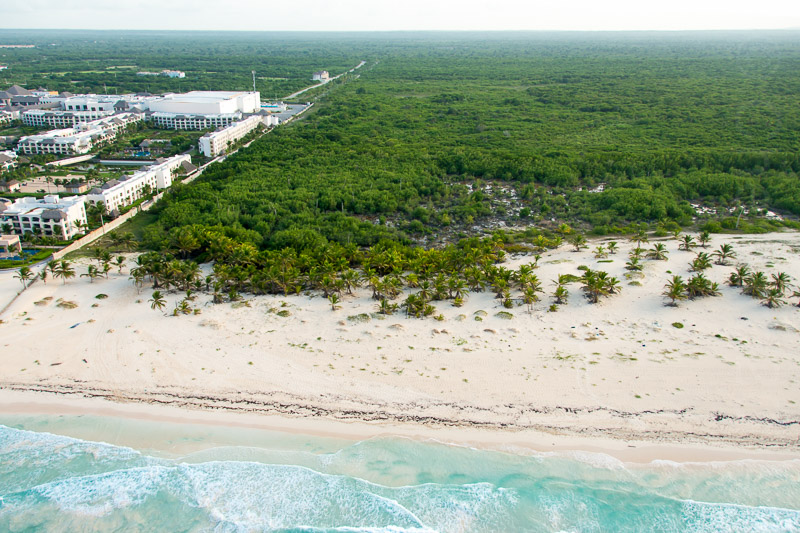 Additional photo for property listing at 94 acres - Last Punta Cana Beachfront Lot of white sandy beach Dominicaanse Republiek