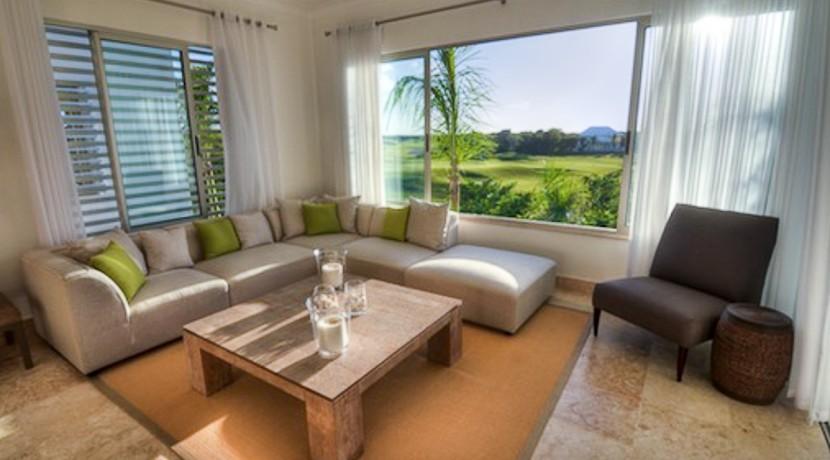 hacienda del mar, puntacana, punta cana, resort, oscar de la renta, luxury apartment, luxury condo, golf, beach