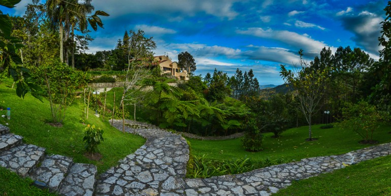 Mountain Home, Hill, Views, Infinite Pool, Guarabito, Santo Domingo, Nature, Green, Recycle, Countryside, rural
