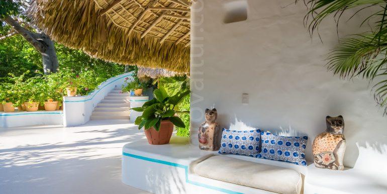 -Punta MInitas 11-Casa de Campo Resort -Main Stairway