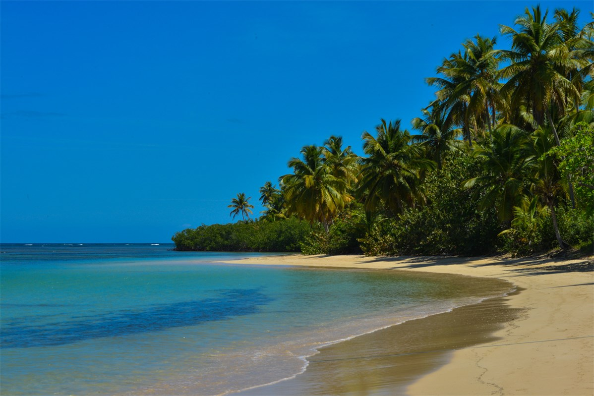 83 acres at Playa Anclon at La Barbacoa, Portillo, Samana