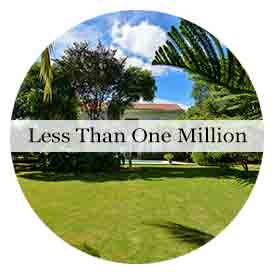 less than one million