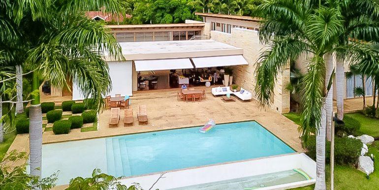 Tamarindo 10 - Luxury Real Estate - Villa for sale - Casa de Campo Resort - Dominican Republic - -2