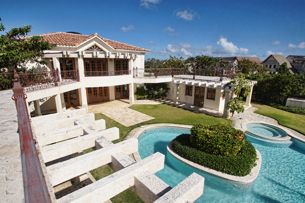 SOLD ! Villa Blanca at PuntaCana Resort and Club