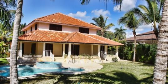 SOLD ! Villa Tortuga C-7 PuntaCana Resort and Club