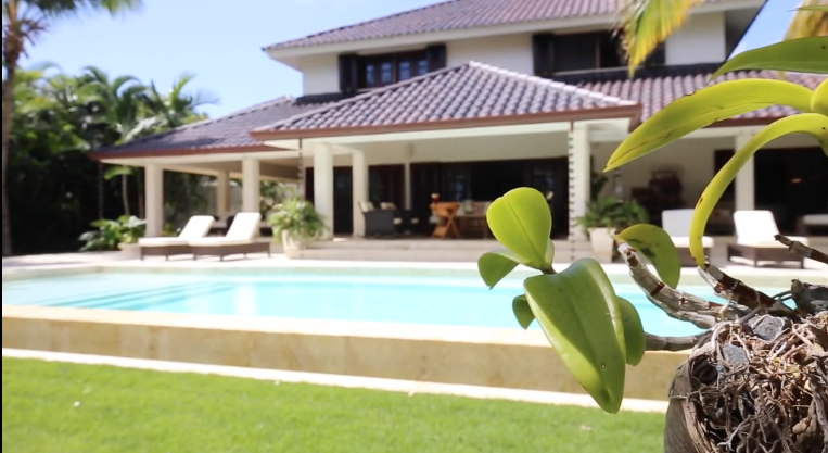 SOLD ! Villa Tortuga C-7 PuntaCana Resort and Club