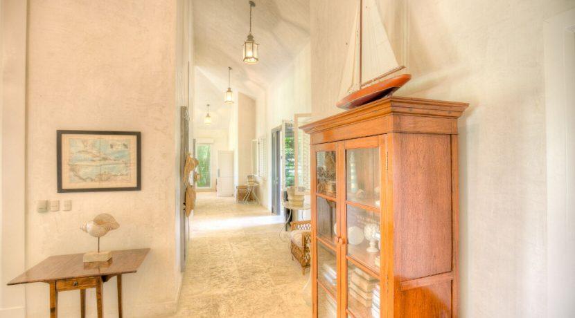 hallway-decor-at-villa-arrecife-42-in-the-dominican-repulic