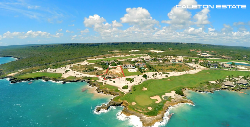 Caleton Golf, Oceanfront and Natural Springs Lote