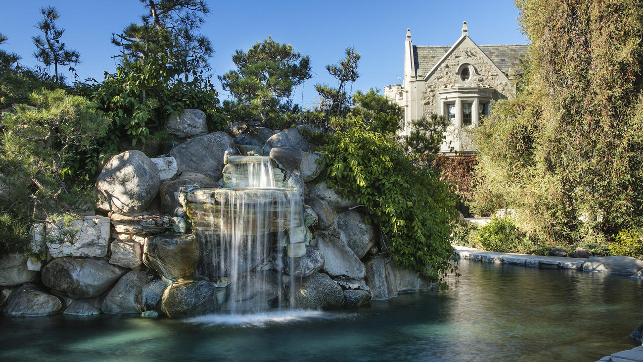The Playboy Mansion Has Found A Buyer: The Playboy Mansion For Sale By Christie's International