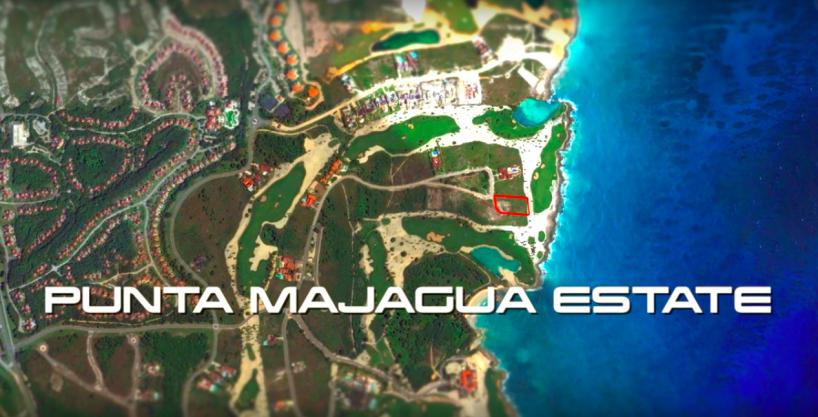 Punta Majagua Golf-Oceanfront Lot