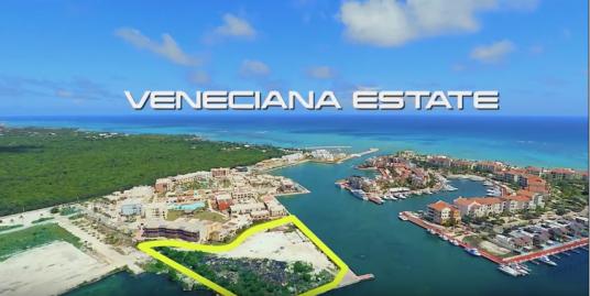 14,000m2 Marina Waterfront Prime Land at Punta Cana