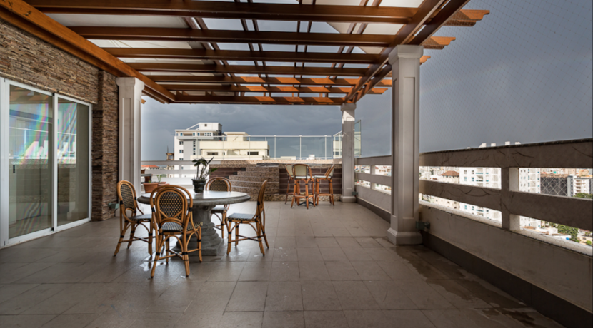 Torre M - Penthouse A in Centric Naco, Santo Domingo