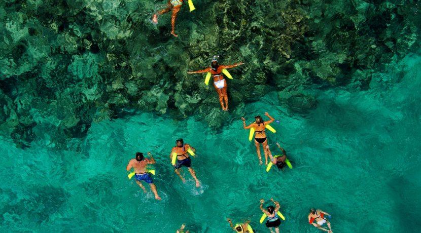 Snorkling Punta Cana