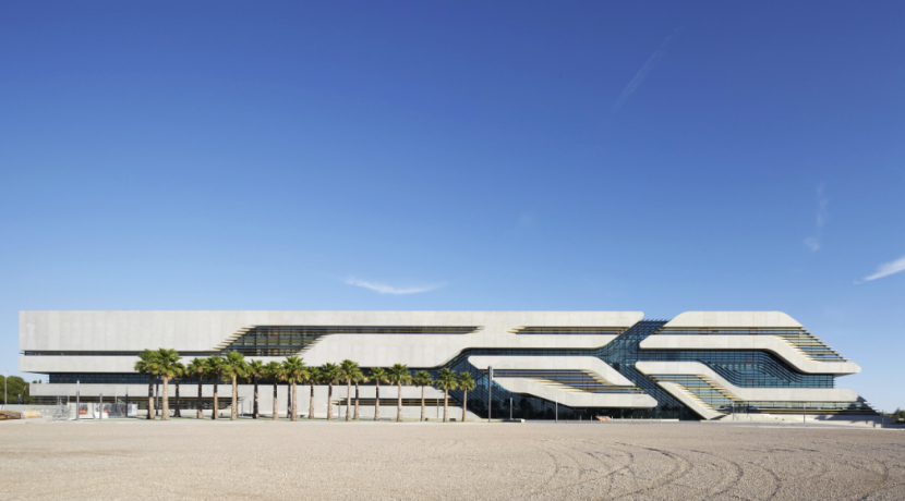 Provaltur remembers Architect Zaha Hadid