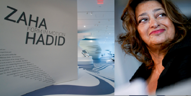 Provaltur remembers Architect Zaha Hadid
