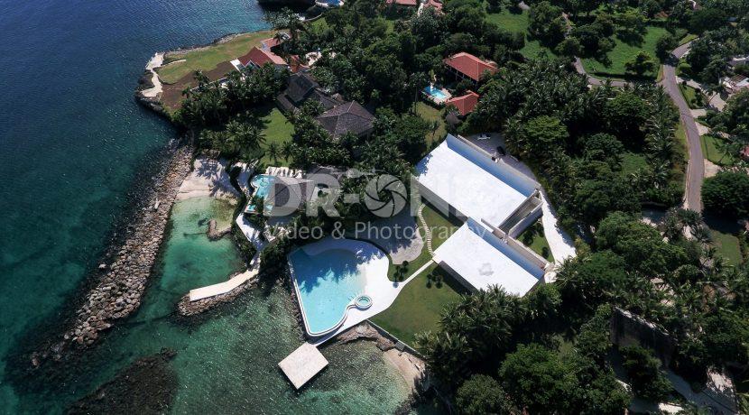 Beachfront Modern Mansion at Punta Aguila, Casa de Campo, Dominican Republic