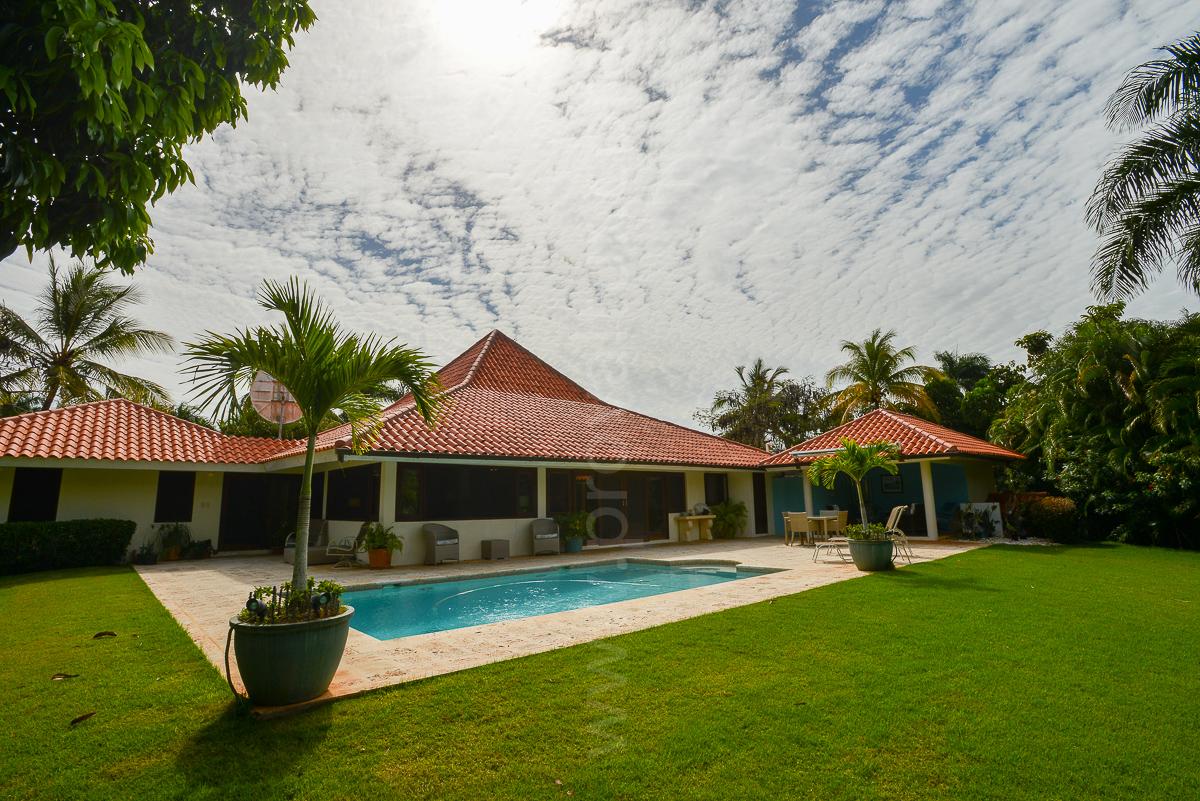 Las Cerezas 27, Golf-front – Casa de Campo Resort and Villas – Provaltur
