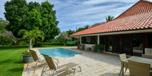 Las Cerezas 27, Golf-front – Casa de Campo Resort and Villas