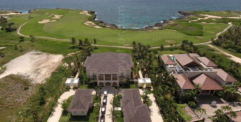 Oceanfront and Prime Golf at Corales, Puntacana Resort and Clubs