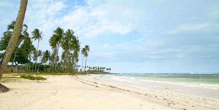Three Bays Beach, La Entrada, Amber Coast, Dominican Republic