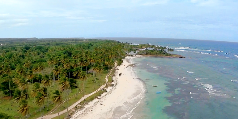 Three Bays Beach, La Entrada, Amber Coast, Dominican Republic