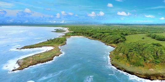 267 acres Three Bays Beach, La Entrada, Amber Coast, Dominican Republic