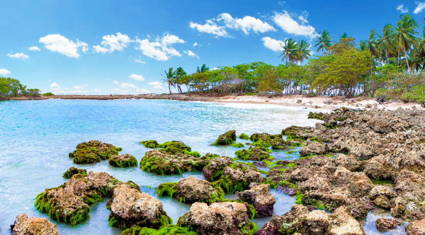 Three Bays Beach, La Entrada, Dominican Republic