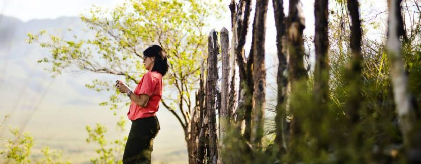 Hiking Ocoabay