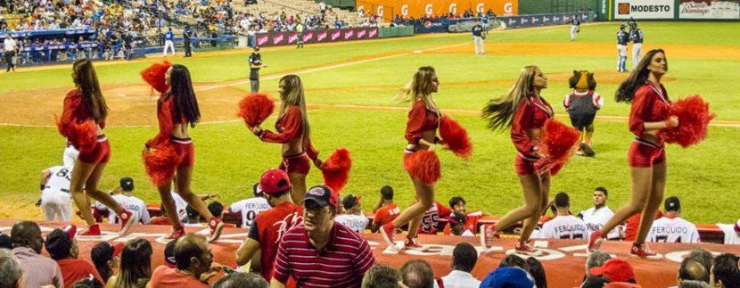 Baseball Cheerleaders