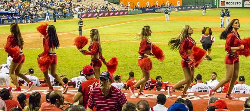 Baseball Cheerleaders