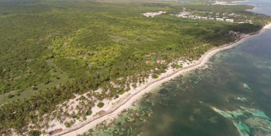 44.25 acres or 179,000 m2 Beach Lot for sale at Punta Cana