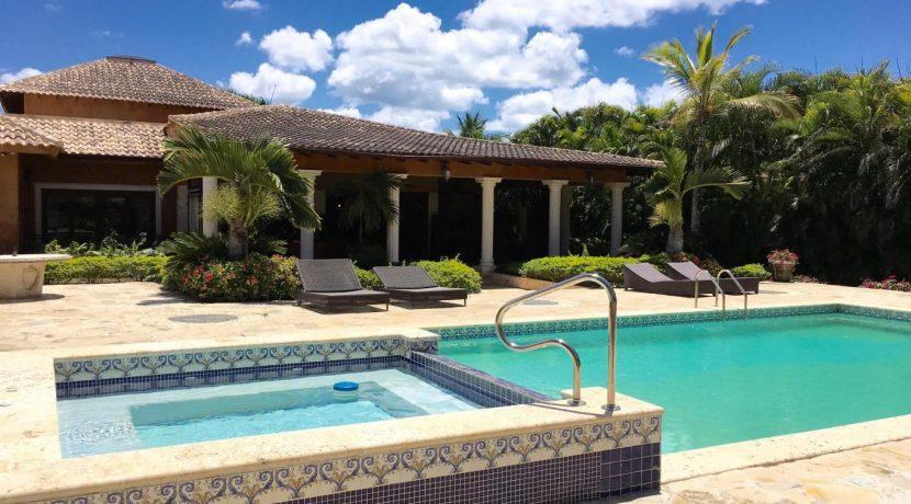 Villa Las Palmas, Casa de Campo Resort