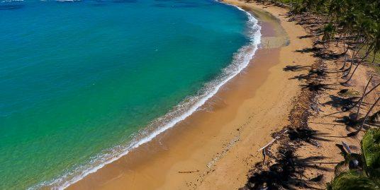 865 Acres ( 3,5 MM m2 ) Beachfront Lot at La Vacama, Punta Cana