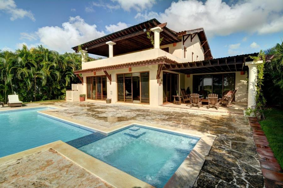Equestrian Villa at the Polo, Casa de Campo Resort and Villas