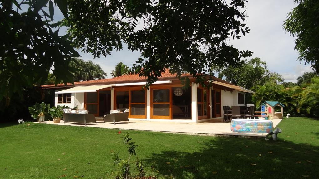 SOLD ! Renovated and Affordable Golf Villa at Casa de Campo Resort