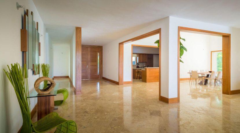 Beautiful Contemporary Villa at Las Cañas 2, Casa de Campo Resor