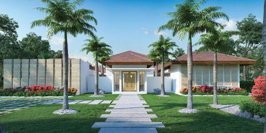JUST REDUCED !! Outstanding Brand New Villa at Barranca Este 75