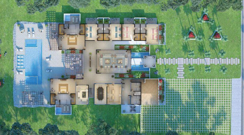 Barranca Este 75 - Casa de Campo Resort - La Romana00007