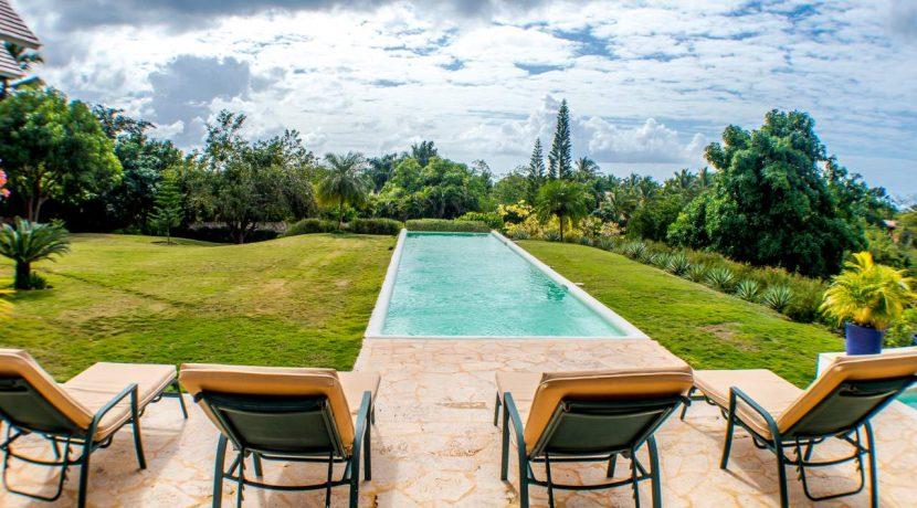 Barranca Oeste 17 en Casa de Campo, La Romana