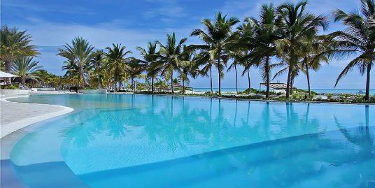 Panoramic Beachfront Condo at Punta Cana Luxury Resort