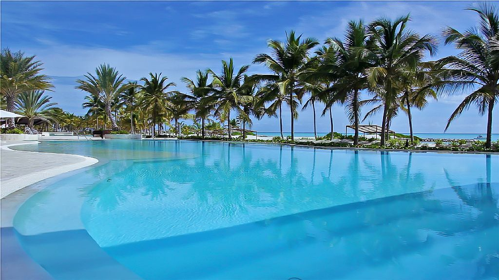Panoramic Beachfront Condo at Punta Cana Luxury Resort