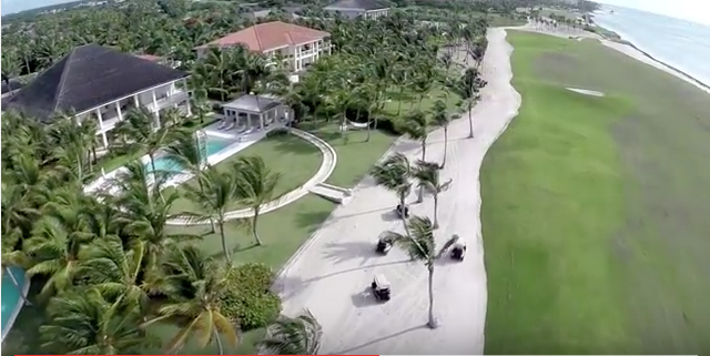 Golffront Villa Tortuga at Puntacana Resort and Club