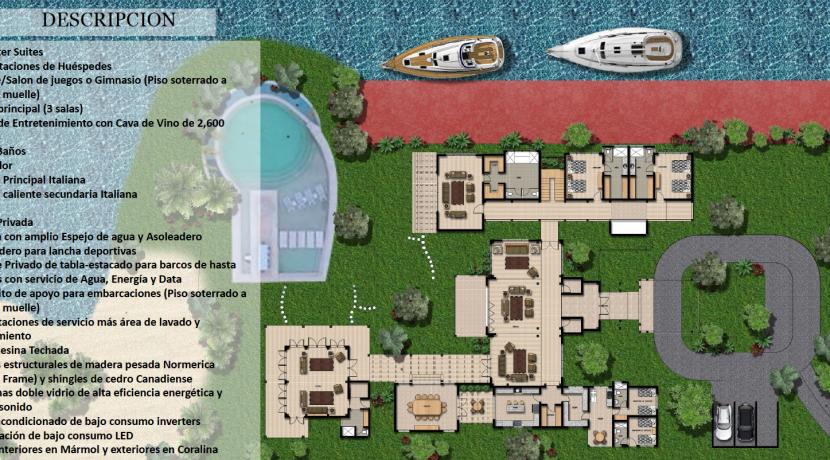 Villa Varadero - FloorPlans - 1st Floor