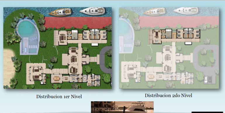 Villa Varadero Floorpans, 2nd Floor