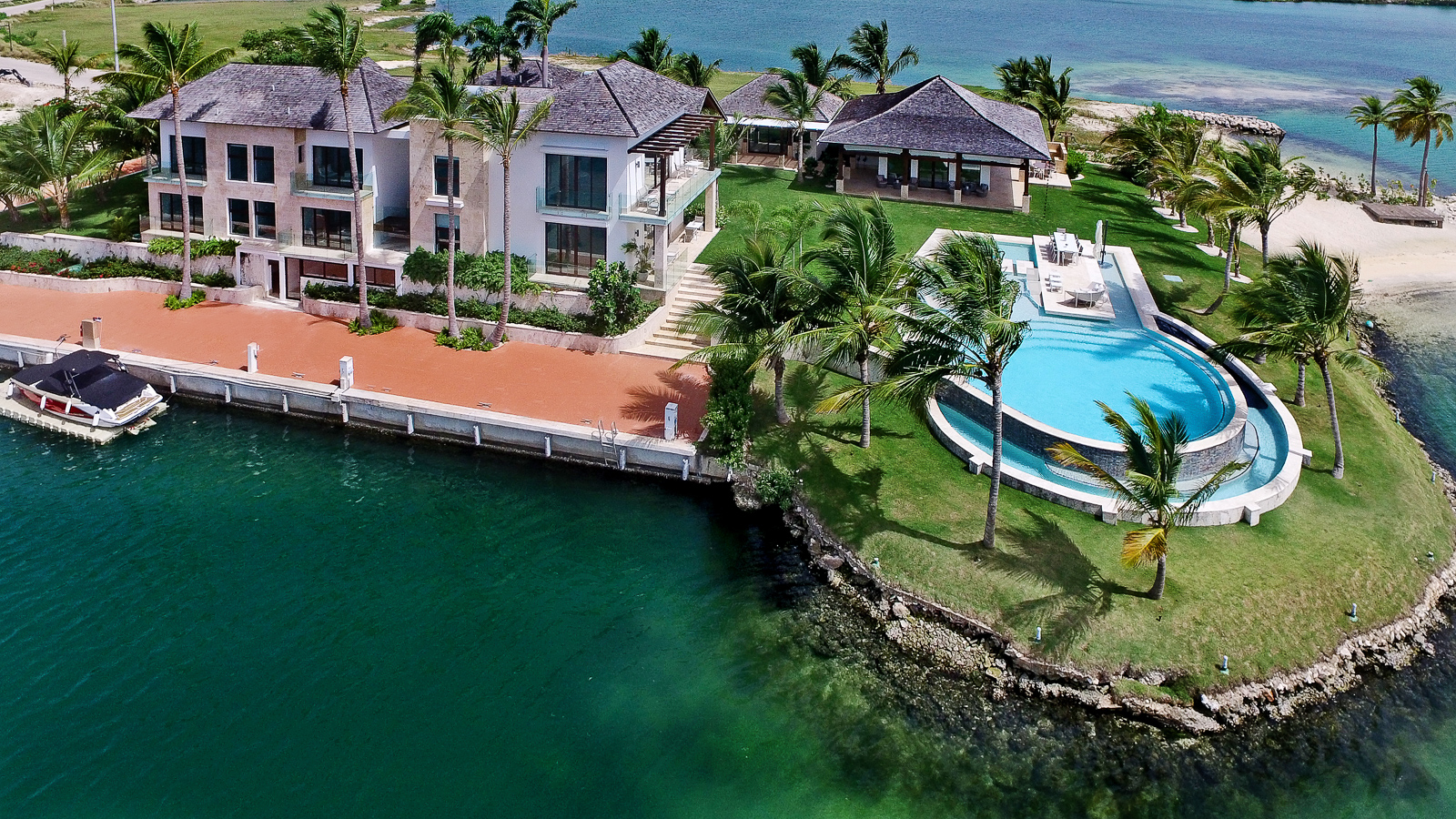 Caribbean Island Mansions For Sale