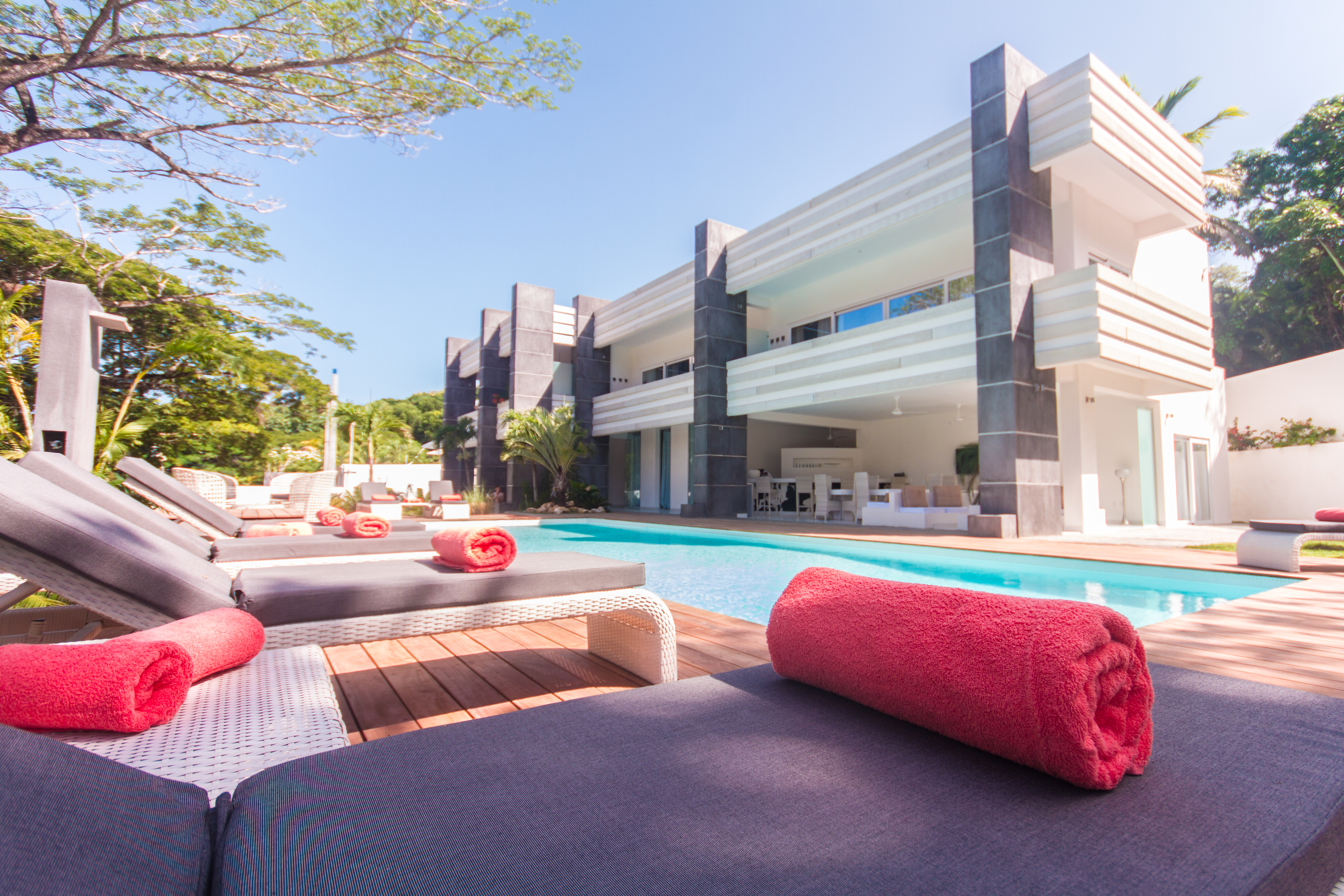 New Caribbean Villa