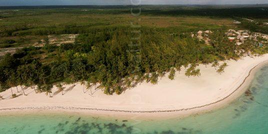 Divine and Rare Beachfront Lot at Punta Cana Prestigious Resort