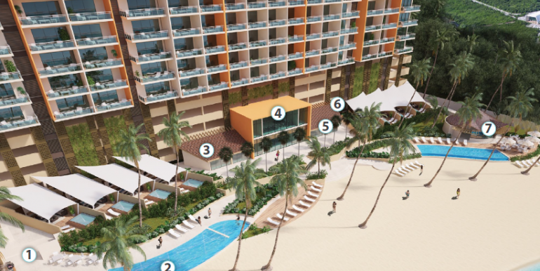 Beach One Residences - Juan Dolio -Dominican Repubic8