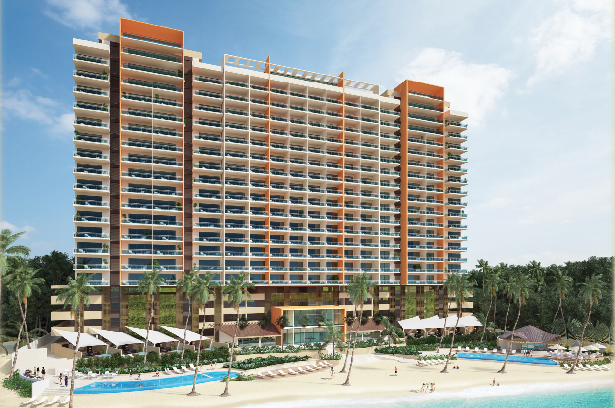 Beach One Residences a Beachfront Investment for Qualified Investors only