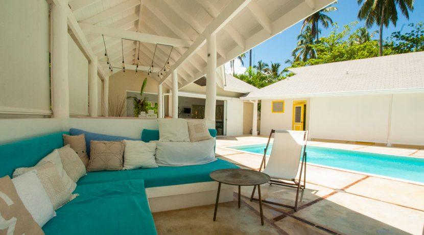 Beachfront Investor's Villa Tabiki7